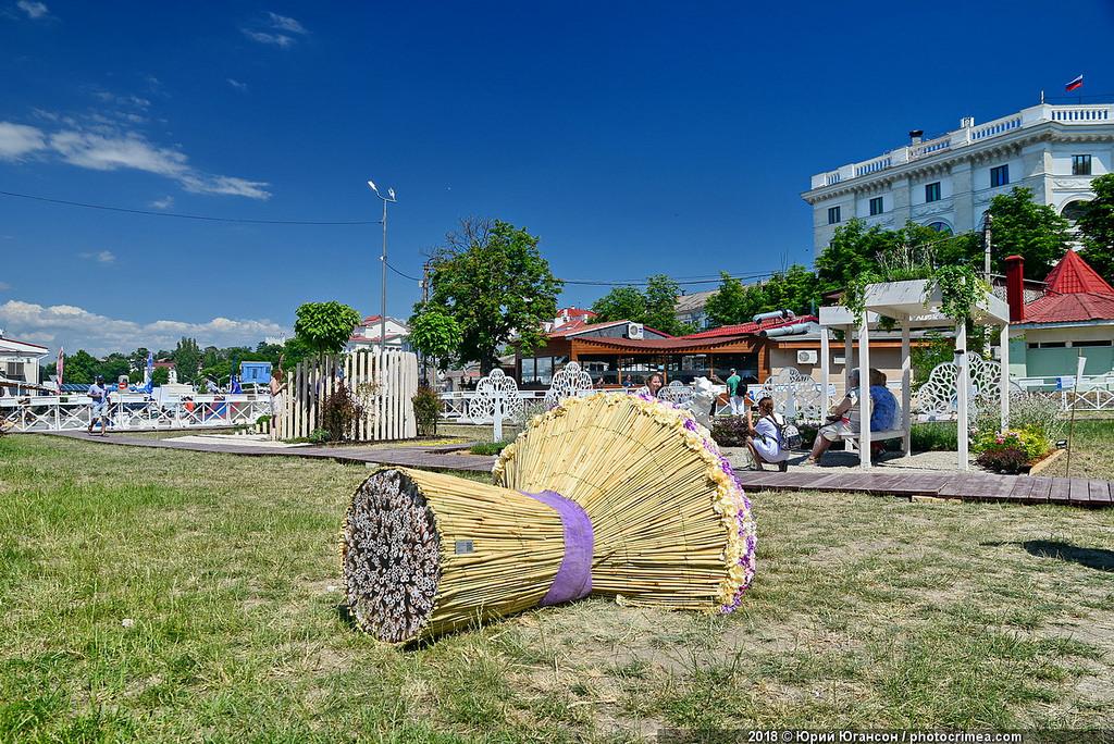 Севастополь. Международный ланшафтный фестиваль