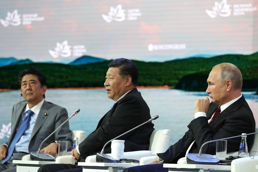 Готов ли Запад потерять Россию? Российско-китайский союз укрепляется
