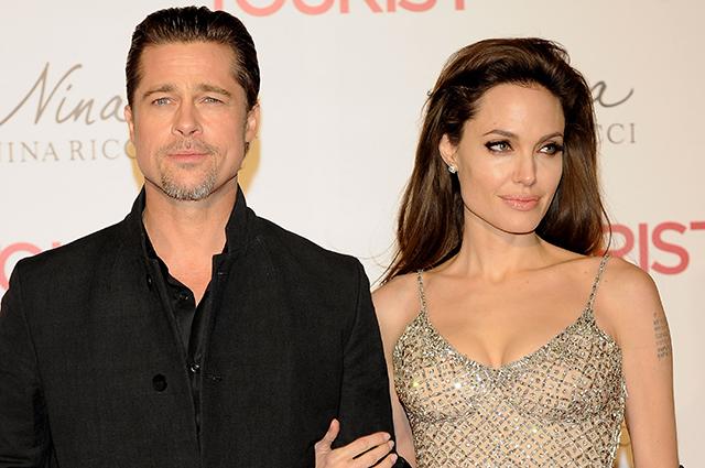 СМИ: Брэд Питт хочет вызвать бывшую коллегу Анжелины Джоли свидетелем по делу об опеке над детьми Звездные пары
