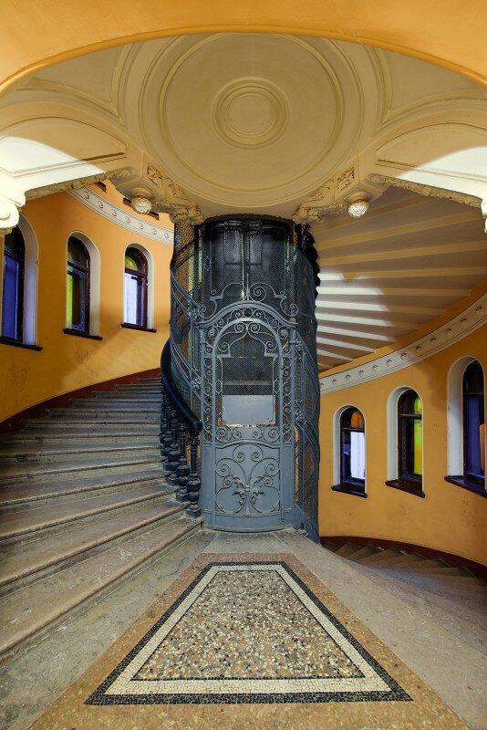 Дом Елисеевых #Санкт-Петербург, #история, #техника
