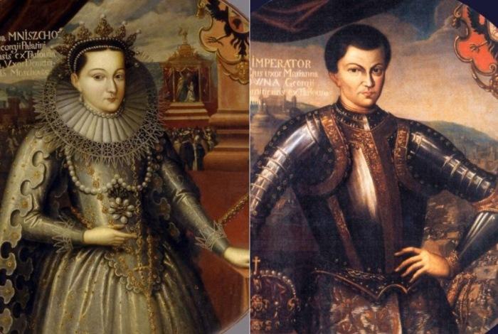 Свадьба с трагическим финалом: почему Марина Мнишек была женой Лжедмитрия І всего 10 дней