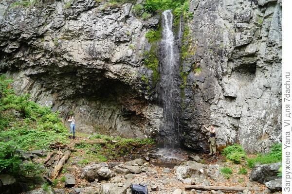 Сказочное Приморье - гора Читинза  поездка,Приморье,природа,путешествие,Россия,туризм