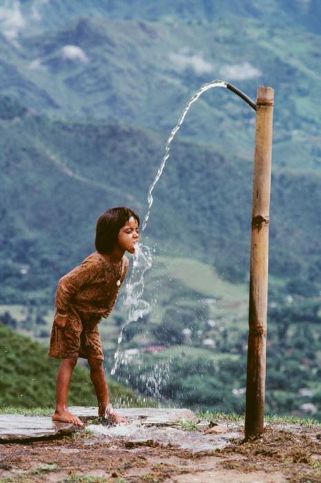Индия, 1983 год. Автор: Steve McCurry.