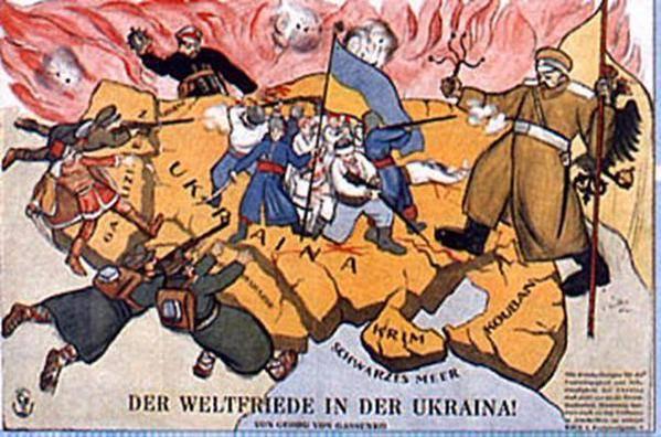 Американцы хотели передать Крым Украине ещё в 1919 году