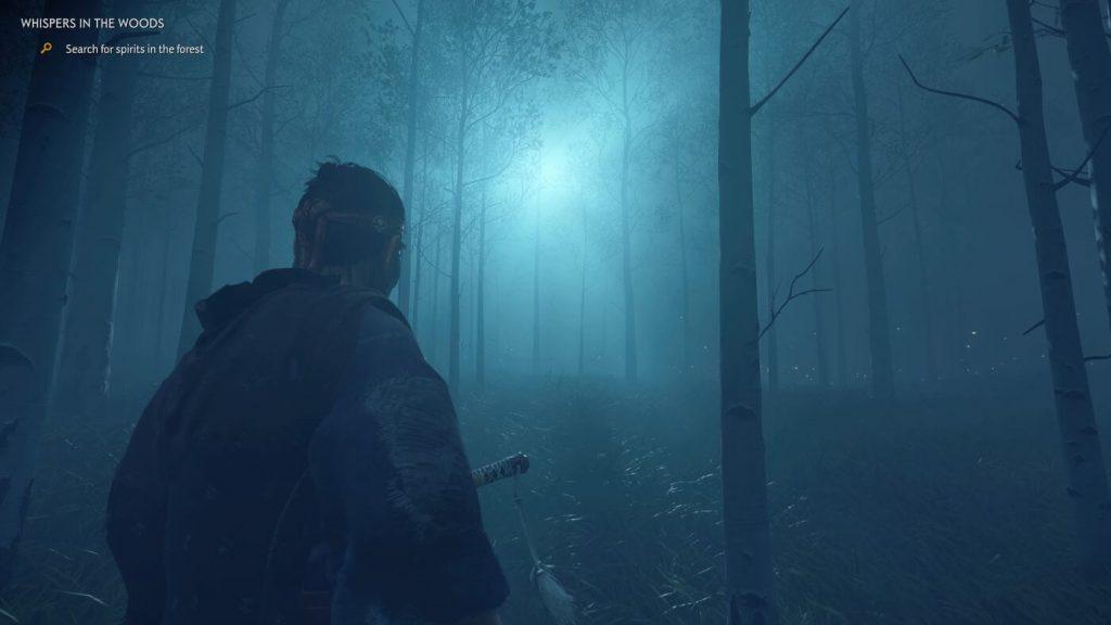 15 самых жутких лесов в играх