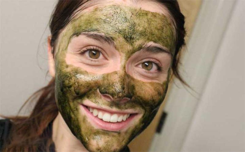 чем полезна ламинария для кожи лица