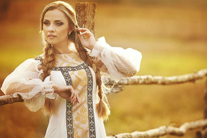 Почему русские женщины не стриглись