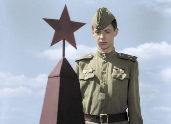 Как менялся лейтенант Александров