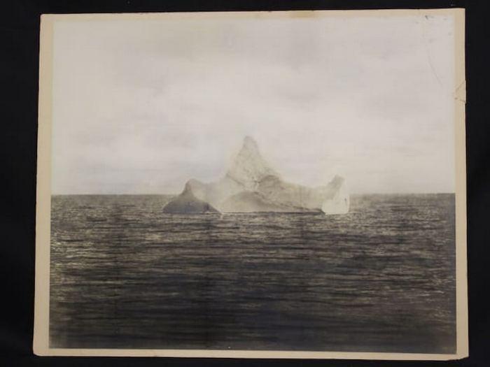 Тот самый айсберг (возможно)