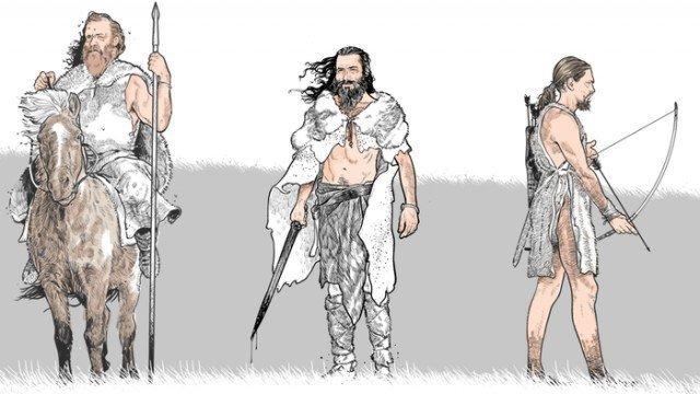 Реконструкция воинов, павших на поле боя у реки Толлензе история, мумии, наука, скелеты