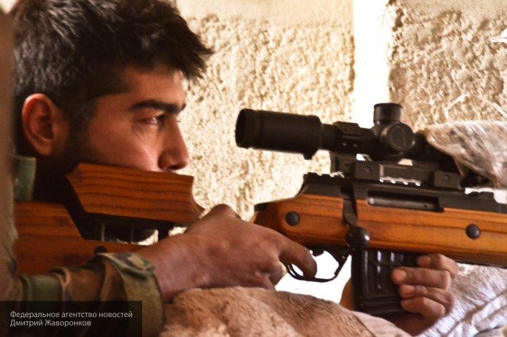 Отстрел главарей в Идлибе: неизвестные снайперы снова активизировались