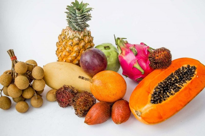 Необычные виды фруктов приобретают всё больше поклонников по всему миру