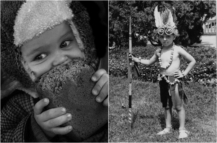 Душевно-ностальгические фотографии из советского детства