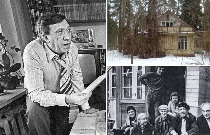 Кому выделялись дачи в СССР, и где их строили