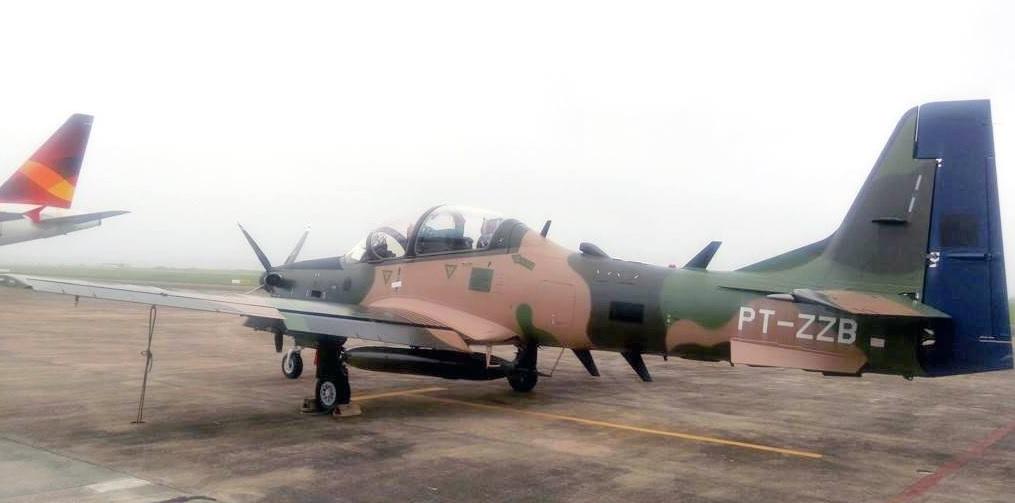 ВВС Чили получают еще шесть самолетов Super Tucano