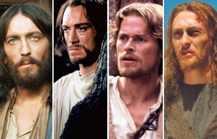 Актеры, игравшие в кино Иисуса Христа