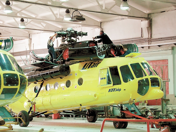 Вертолёты на заклание...