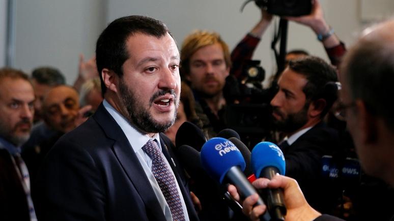 Италия не позволит ЕС продлить «бесполезные и вредоносные» санкции против России