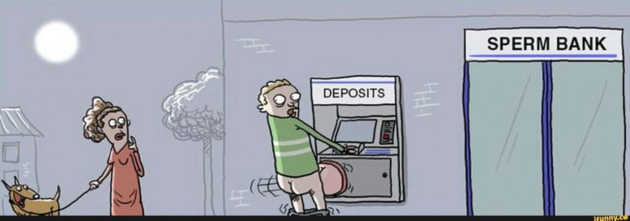 Картинки, картинка смешная про банкинг