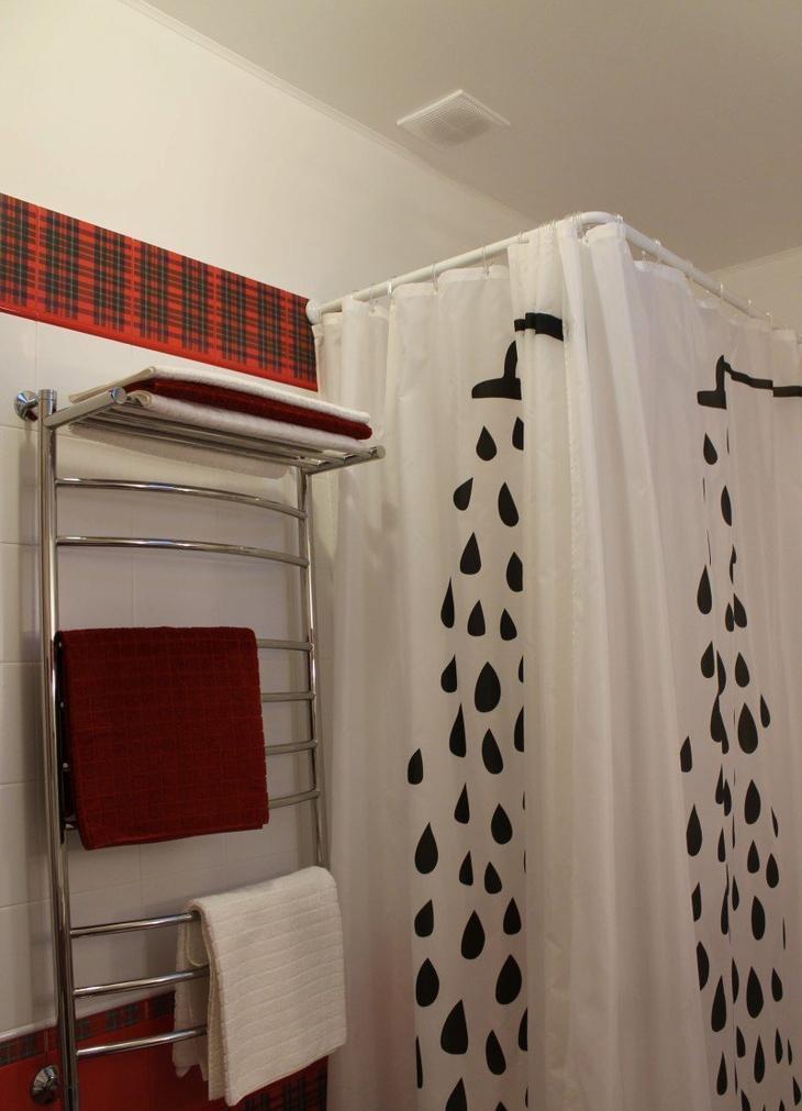 Ванная в телефонной будке идеи для дома,интерьер и дизайн