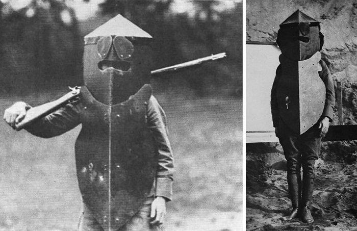 Доспехи Первой мировой войны доспехи, рыцари, средневековье