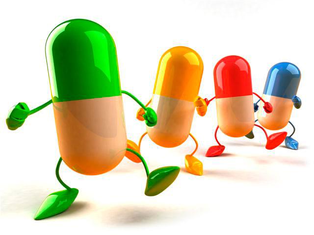 Список витаминов улучшающих память