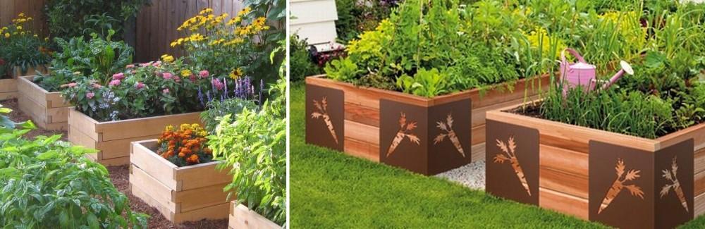 Как сделать правильный и красивый огород своими руками:…