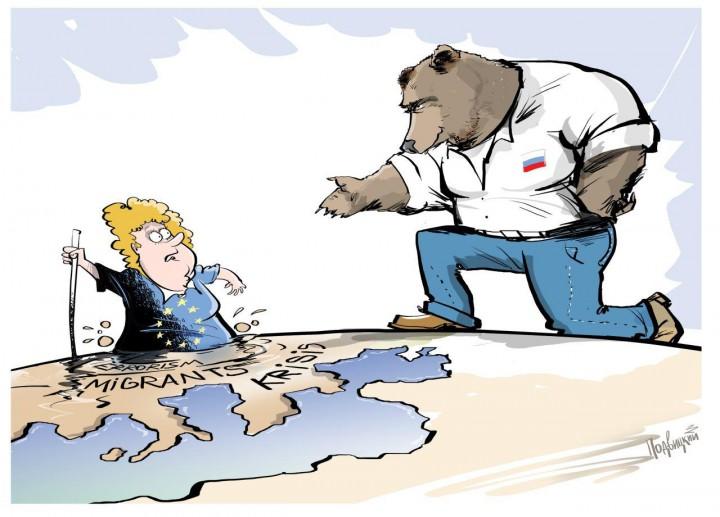 Великобритания потеряла 10 млрд. долларов из-за санкций против России