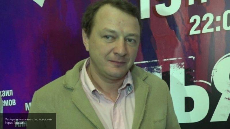 Башаров отозвался о срыве театральных гастролей по Украине