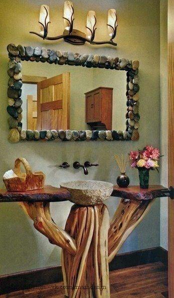 Каменное зеркало