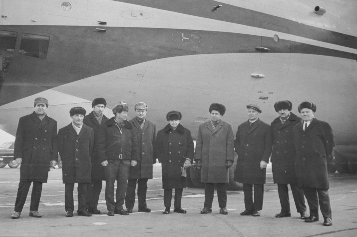 Генрих Новожилов. Из плеяды великих авиаконструкторов