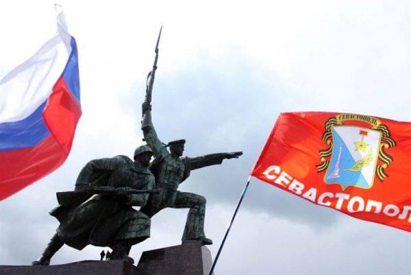 Крым призвал Москву начинать наступление на Украину