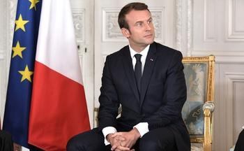 Президент Франции Макроном обсудил важные вопросы с Путиным
