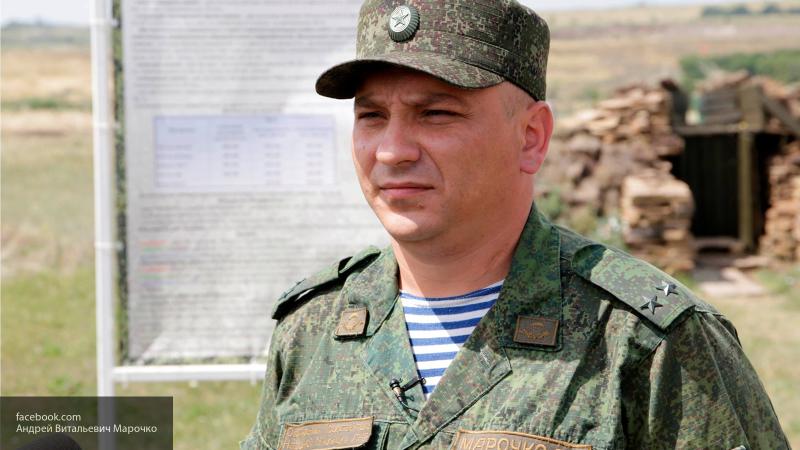 Марочко заявил, что Киев хочет взорвать шлюзы водохранилища в Донбассе