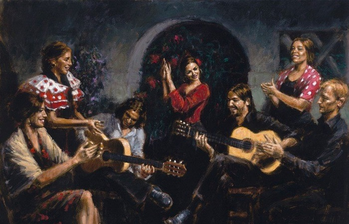 История фламенко
