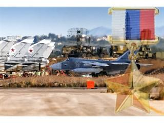 Су-24 отмечает юбилей: капитан авианосца США «пролил кофе на ботинки»