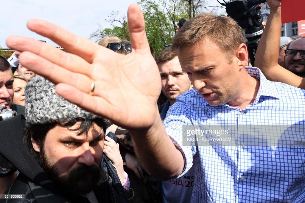 Что вы пожелаете Алексею Навальному?