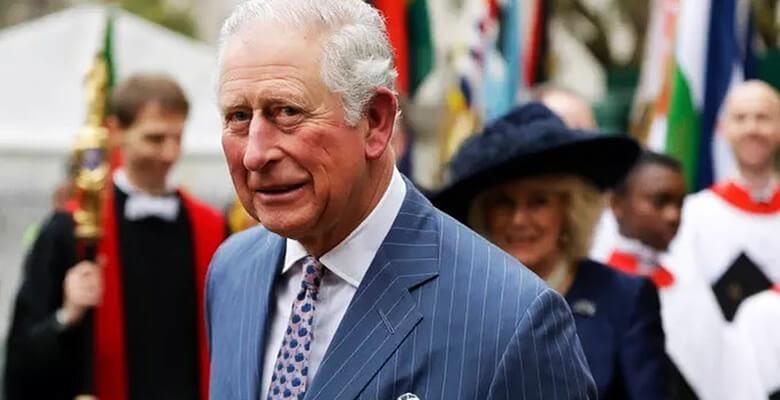 Тест принца Чарльза на корон…