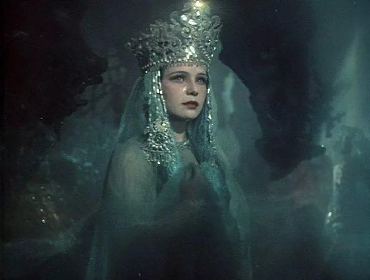 """Как сложилась судьба Ильмень-царевны из """"Садко"""", актрисы Нинель Мышковой."""