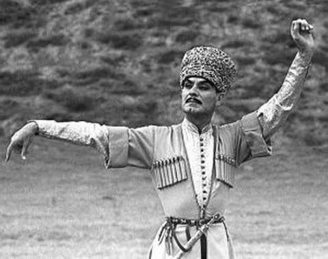 Гений танца Махмуд Эсамбаев «Моя любимая еврейская мама».
