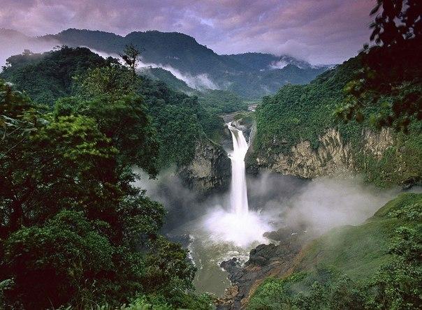 Водопад Сан-Рафаэль
