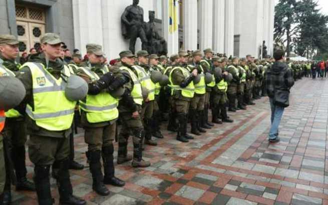 Желтые Жилеты в Киеве: смутные предчувствия