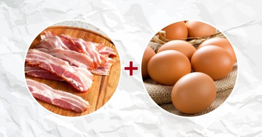 сочетание продуктов для похудения таблица