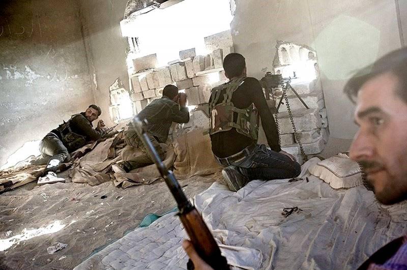 Сирийские боевики в Карабахе: «Нас неожиданно бросили в бой на передовую» Новости