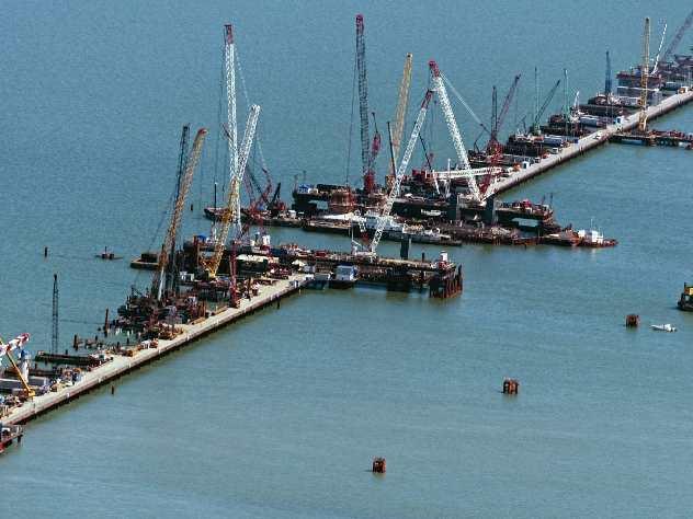 В проекте Крымского моста найдена ошибка стоимостью 3 млрд