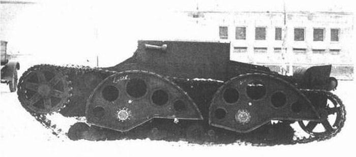 Танк преодоления препятствий ТПП-2