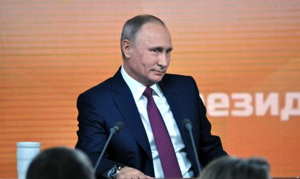 Владимир Путин рассказал о с…