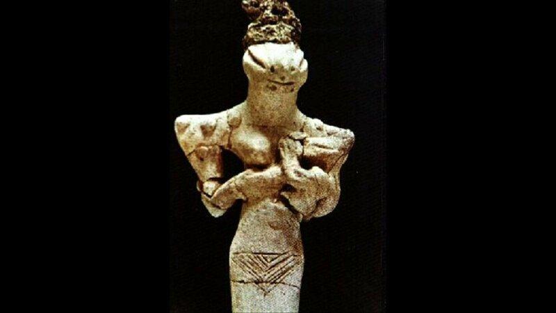 5. Убадийская ящерица артефакты, археология, загадки, история, находки, подборка, тайны, это интересно