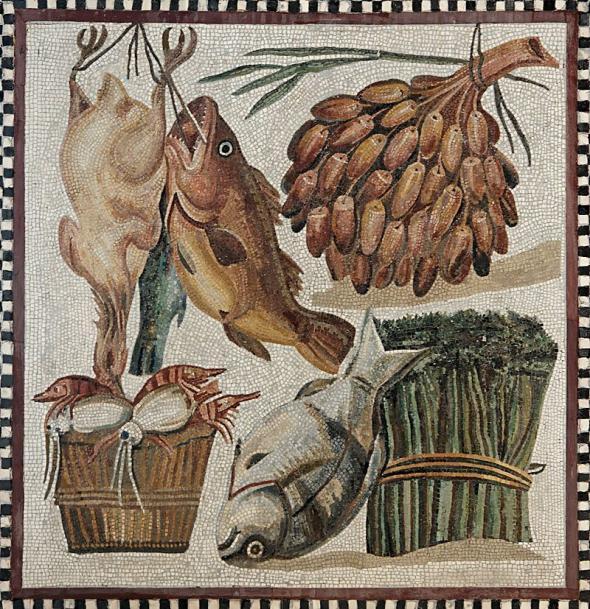 Кухня Древнего Рима: от борща к излишествам