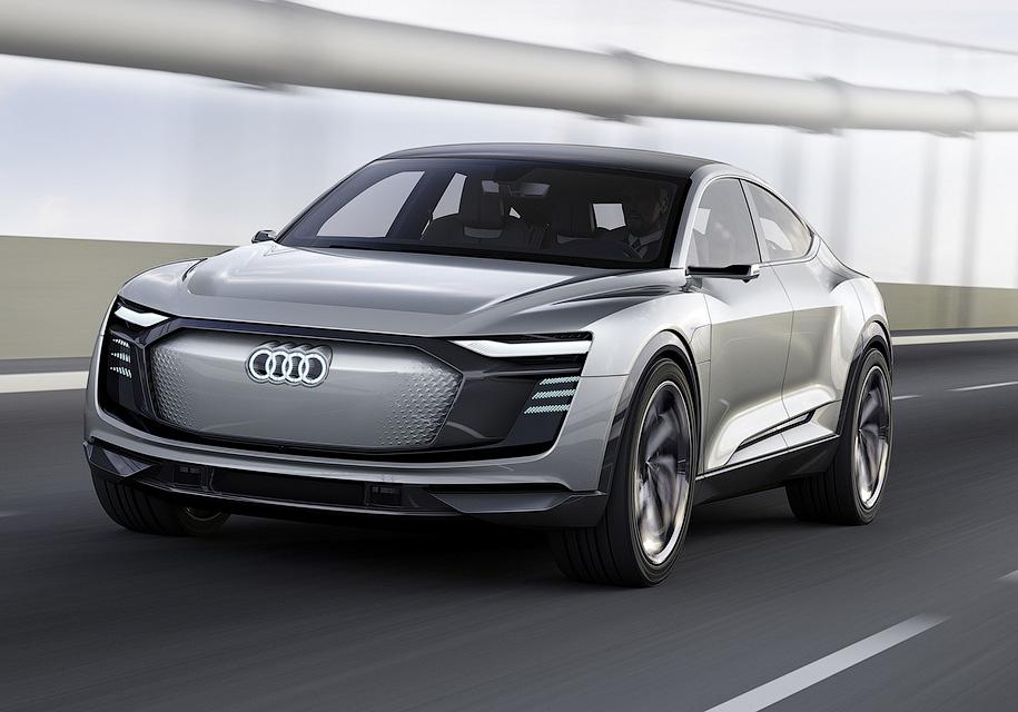 Концепт Audi Elain проследит…